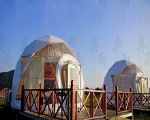 蓬莱仙岛岱山星空帐篷酒店