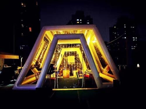 Pyramid帐篷